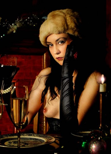 Miss Myers likes to let her inner hedonist out to play on occasion...